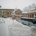 Beato Antonio sotto la Neve - 18 gennaio 2017